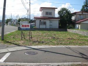 岡田町土地②