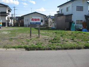 西愛宕町土地
